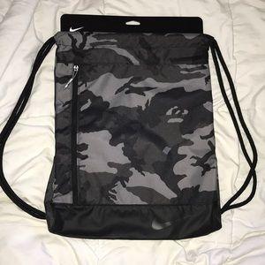 Nike Drawstring CAMO Bag